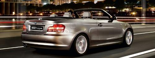 БМВ - BMW 1-й серии