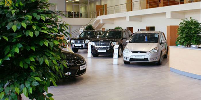 Форд (Ford) - Мэйджор Авто Сити