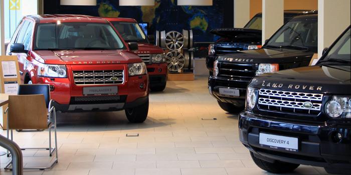 Лэндровер (Land Rover) - Мэйджор Авто Сити